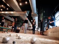 Jeu-de-boules stoffig? Niet bij de eerste jeu-de-boulesbar in Utrecht