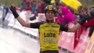 Nederlander Timo Roosen wint 2e rit in Tour des Fjords, jonge Belg pakt leiderstrui