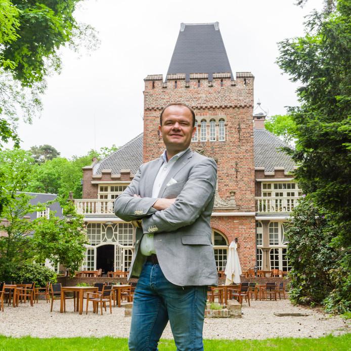 Eigenaar Ingmar Sloothaak.