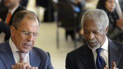 Voormalig secretaris-generaal van de VN Koffi Annan overleden op 80-jarige leeftijd