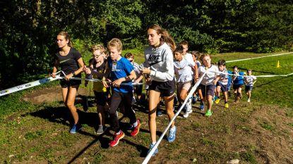 Recordaantal deelnemers aan scholenveldloop
