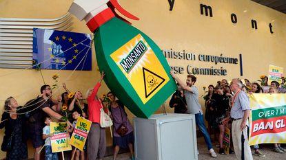 Burgerinitiatief vraagt Europese Commissie om verbod op glyfosaat