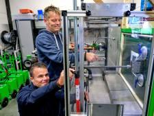 Dordtse 'Willie Wortel' kan aan de slag met revolutionaire uitvinding om asbest te verwijderen