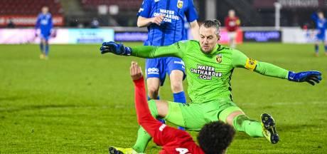 Pasveer kijkt al uit naar 2021 met Vitesse: 'Tweede seizoenshelft wordt erg interessant'