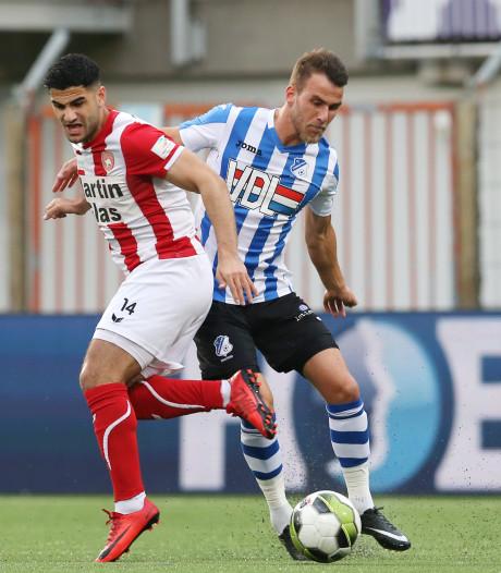 Samenvatting FC Oss - FC Eindhoven