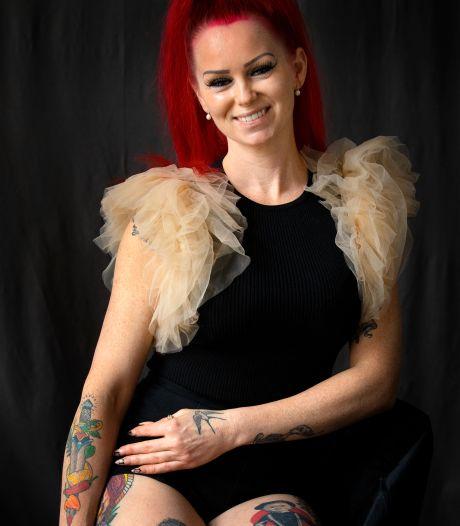 Janita wilde niet eigenlijk niet zoveel tattoos, tót ze Ben Saunders ontmoette