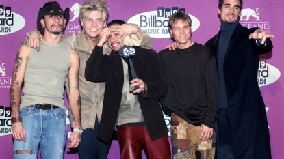 Backstreet Boys zijn 'back' én komen naar België