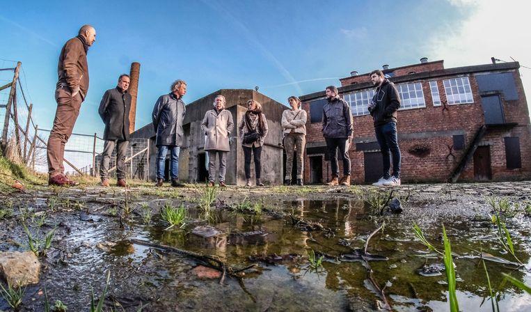 De gemeente Kuurne en Intercommunale Leiedal zoeken naar liefhebbers die de site Roterij Sabbe nieuw leven willen inblazen.