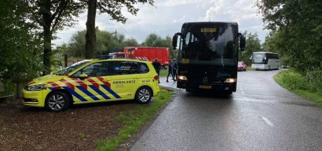 Passagiers uit trein gehaald na aanrijding tussen Deventer en Zwolle: problemen op spoor voorbij