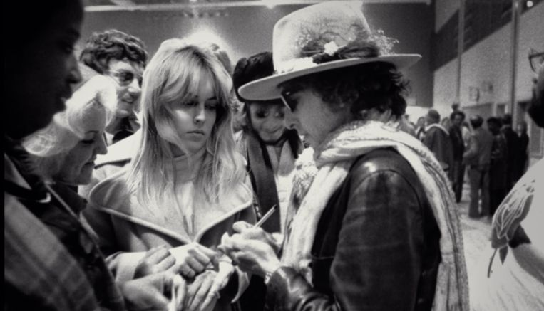 Rollong Thunder Revue: A Bob Dylan Story by Martin Scorsese Beeld web
