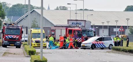 'Grote voertuigen zijn en blijven gewoon heel risicovol in het verkeer'