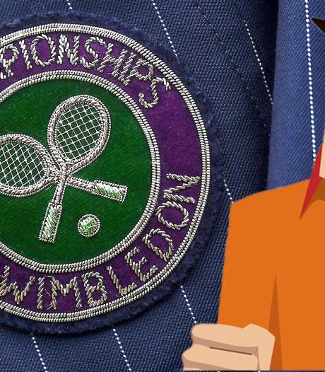 Quiz | Hoeveel porties aardbeien gaan er op Wimbledon doorheen?