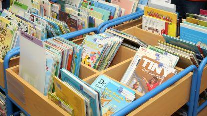 Voorleesweek in bibliotheek