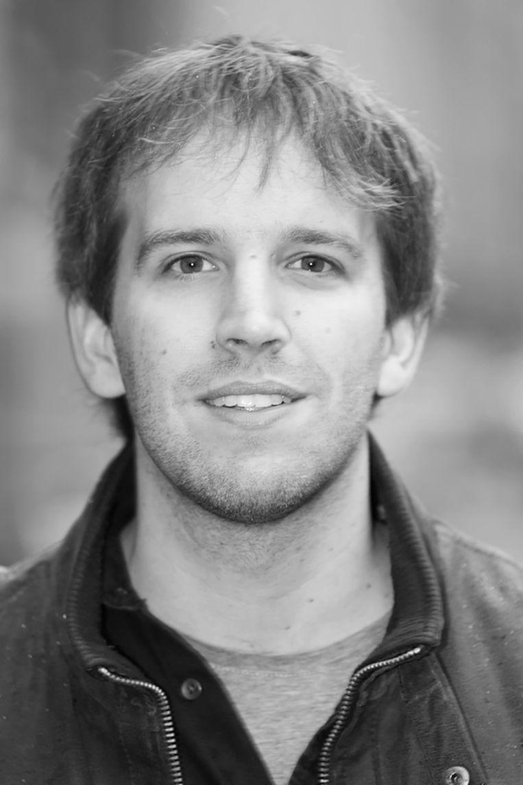 Daniël Knegt, docent nieuwste geschiedenis, Universiteit van Amsterdam  Beeld