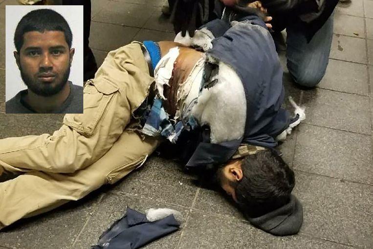De verdachte van de explosie in New York is een 27-jarige man uit Brooklyn.
