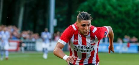 Spits Maxi Romero is weer wedstrijdfit en keert terug bij MVV-Jong PSV