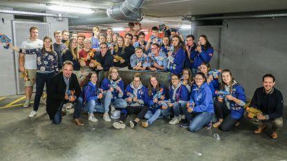 Gemeente trakteert leiding jeugdbewegingen op lasershooting