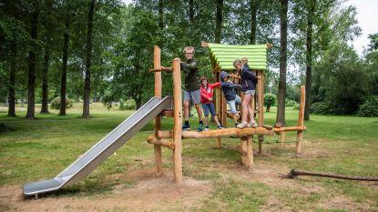 Nieuw speeltoestel voor extra plezier in Wastijnepark