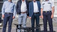 """Politie Bredene/De Haan koopt drone: """"Veel flexibeler in gebruik dan helikopter"""""""
