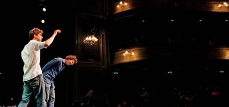 Stand-upcomedian Jasper van der Veen winnaar van Leids Cabaret Festival