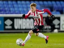 Spits Yorbe Vertessen zorgt voor eerste oefenzege van Jong PSV