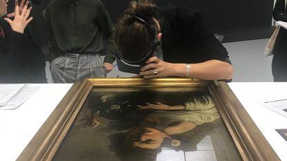 Nieuwe Caravaggio aangekomen in MHKA