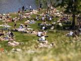 Pinksterweekend begint met zomerse temperaturen, en het wordt nog warmer