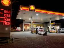 Politie houdt na achtervolging verdachte van overval op tankstation in Bergen op Zoom aan