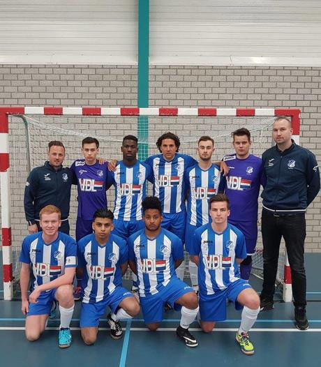 Bekerdroom jeugd FC Eindhoven vervlogen