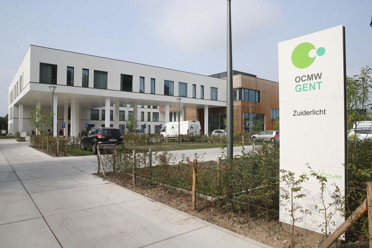 WZC Zuiderlicht in Mariakerke, een van de projecten waarin het OCMW het geld al investeerde.
