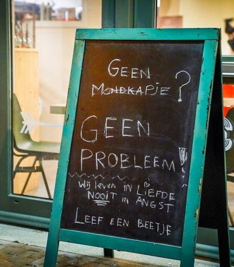 Eindhovens restaurant De Kiet houdt zondag de deuren toch dicht voor gasten die naar binnen willen