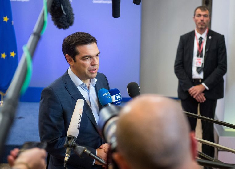 Alexis Tsipras Beeld anp