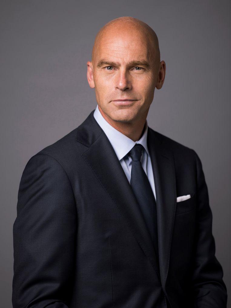 Patrick Verkooijen, directeur van het Global Center on Adaption van de Verenigde Naties. Beeld -
