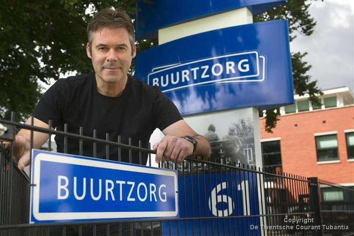 Buurtzorg-directeur Jos de Blok.