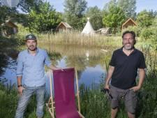 Een natuurhotel bij Eibergen voor de gestrande wereldreiziger