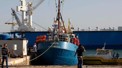 Reddingsschip van Duitse ngo blijft in beslag genomen wegens oppikken van illegale migranten