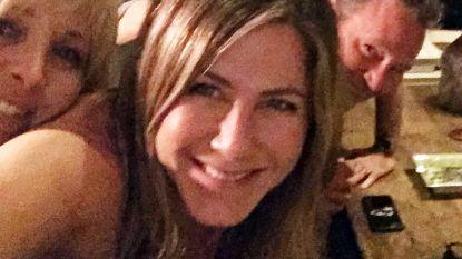 Heb jij het gezien? Volgers ontdekken nieuw detail op 'Friends'-foto Jennifer Aniston en staan compleet versteld