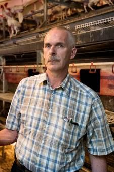 Gifschandaal treft ook pluimveehouder Jan Vos: 'Ik hoor er zeker bij'
