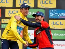 Gorka Izagirre Spaans wielerkampioen, Valverde tweede