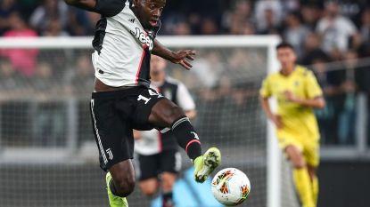 Transfer Talk. Standard heeft met Muleka nieuwe spits beet - Matuidi vertrekt bij Juventus