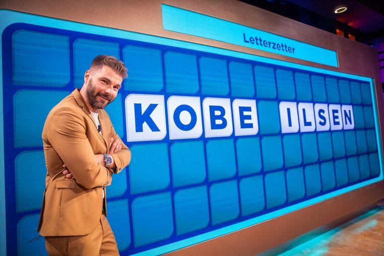 Kobe Ilsen is woensdagavond de letterzetter van dienst in een nieuwe aflevering van 'Het Rad'.