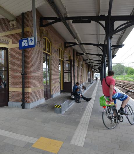 Drie dagen geen trein op station Geldermalsen