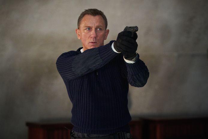 Daniel Craig is nog één keer James Bond in No Time To Die. Maar wanneer komt 007 naar Roosendaal?