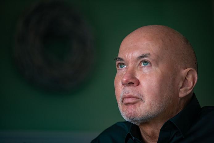 Misdaadjournalist Hendrik Jan Korterink uit Wezep