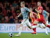 Samenvatting: Go Ahead Eagles - Jong Ajax
