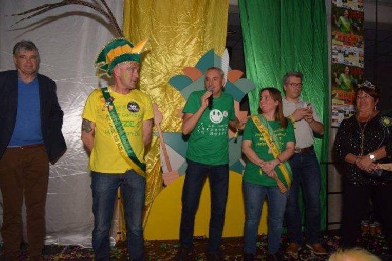 Bieze Prins Carnaval Heist