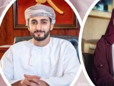 Kroonprins van Oman verlooft zich met zijn nichtje