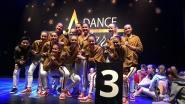 Terpsichore kaapt prijzen weg op 'Dance Stars'