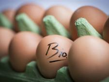 Meer verboden middelen bij bio-eieren dan gedacht