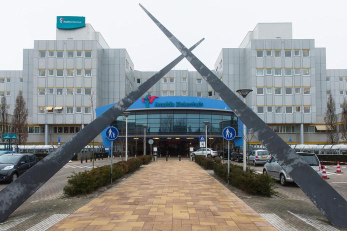 Het Amphia ziekenhuis in Breda. Foto René Schotanus/ het fotoburo